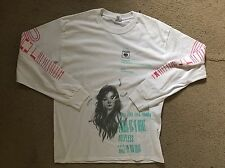 NEW John Mayer The Search For Everything Wave 2 Long Sleeve Shirt White Large