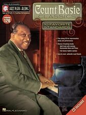 Count Basie Classics Jazz Play Along Book and CD NEW 000843157