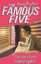 Five on Kirrin Island Again by Enid Blyton (Paperback, 2001) New Book
