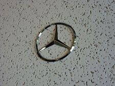 New for Mercedes Benz Chrome Star Trunk Emblem Badge 90mm - Free US Shipping