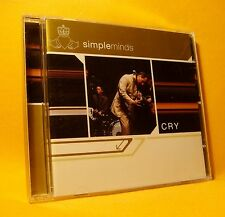 NEW CD Simple Minds Cry 12TR 2002 Pop Rock, Synth-pop