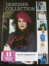 Knitting Pattern Booklet: Designer Collection from KnitToday, Issue 94
