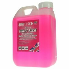 Maypole Superior Toilet Rinse Chemical for Caravan Motorhome 2 Litre Pink Sale