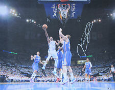 Kevin Durant Signed 16x20 Mounted Canvas Photo vs Clippers - Global Authentics