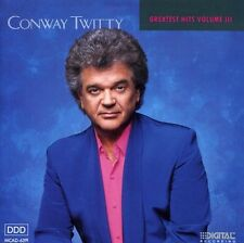 Conway Twitty - Greatest Hits 3 [New CD]