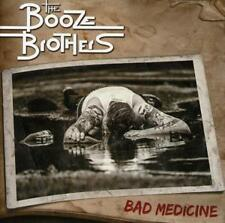 The Booze Brothers - Bad Medicine CD   (Kings of Nuthin') Punk N Roll Rockabilly