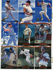 1995 UPPER DECK SP BASEBALL COMPLETE SET 1-207 HIDEO NOMO RC