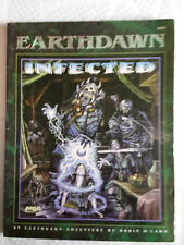 Fantasy Rpg Rol de Fasa infectados earthdawn