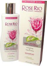 Organic Rose water Nourishing Shampoo with Argan oil250ml/8.8fl.OZ