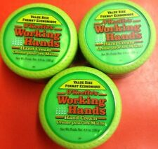 3pk 6.8oz O'Keeffe's Working Hands Creme Value Size Jar Cream Lotion O'Keefe's