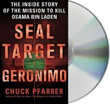 SEAL TARGET GERONIMO Inside Story Mission Kill Osama BinLaden N8CD Chuck Pfarrer