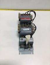 FURNAS 3 PH CONTACTOR 22DS 32A*E6 W/OVERLOAD RELAY 48ASE3M20