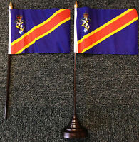 Royal Electrical & Mechanical Engineers Desk Top Flag Army Military soldier bn