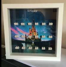 Lego Mini Figures Frame Disney Series