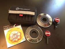 Rotolight LED Stealth Light and Filter Kit for Camcorder DSLR