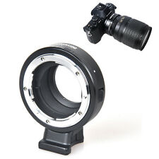 COMMLITE NF-MFT Mount Adapter for Nikon G F AI S D Lens to M4/3 Mount Camera