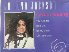 La Toya Jackson - Sexual Feeling (CD)  SPEEDYPOST