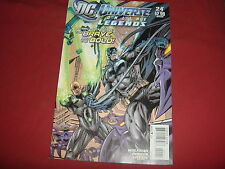 DC UNIVERSE ONLINE LEGENDS #24  DC Comics 2011  NM