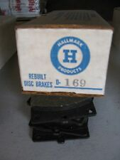 HALLMARK REBUILT DISC BRAKE FOR TOYOTA (D-169)