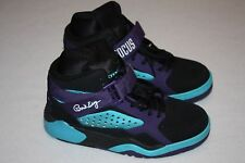 "Patric Ewing ""Focus"" Multi-Color Retro Style Basketball Shoes Men Size 7, EUC"