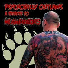 Psychobilly Outlaws - A Tribute To The Meantraitors CD Russia Ukraine Japan USA