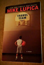 TRAVEL TEAM by Mike Lupica Teen/Young Adult Sports Reality Fiction PBK Like New