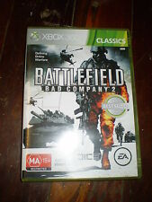 XBOX 360 GAME - BATTLEFIELD BAD COMPANY 2  - EXC. COND.
