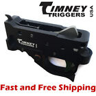 Timeny Ruger 10/22 Drop-In Competiton Trigger Group - Black Housing & Green Shoe