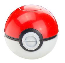 55mm Pokemon Go Pokeball Spice Grinder 3 Piece Tobacco grinder