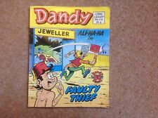 DANDY COMIC LIBRARY. 1987.   NO.110.   ALI-HA-HA.