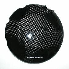 SUZUKI SV1000 DL1000 CARBON KUPPLUNGSDECKEL MOTORDECKEL ENGINE COVER CARBONO
