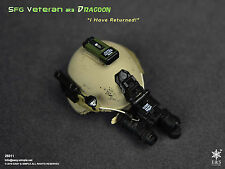 Easy & Simple 1/6 Action Figure Army SFG 26011 MICH2000 Ballistic Helmet NVG Lot