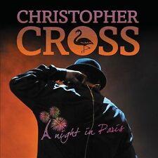 Christopher Cross, A Night in Paris (2CD/DVD) Audio CD