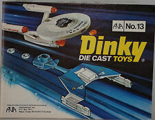 Dinky Toys, Rare US Catalogue  No. 13 Dated 1977, - Superb Mint.