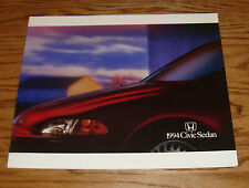 Original 1994 Honda Civic Sedan Deluxe Sales Brochure 94