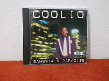 Gangsta's Paradise [PA] by Coolio (CD, Nov-1995, Tommy Boy)