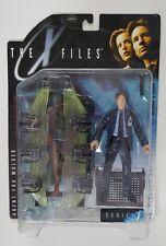 El agente X-Files Fox Mulder acción figura serie 1 Mcfarlane Toys