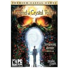 The Legend of Crystal Valley - PC, New Windows 2000, Windows XP, Pc Video Games