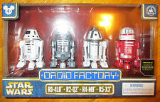 STAR WARS FORCE AWAKENS DROID FACTORY EXCLUSIVE 4 PACK R04-LO R2-Q2 R4-M9 R5-X3