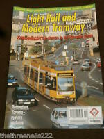 MODERN TRAMWAY # 718 - ROTTERDAM - OCT 1997