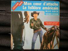 VINYL 45 T – 60'S FRENCH POP – SAMY CATES SOPHIE MARTIN PIERRE MERY – MON CŒUR D