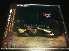 0243 SILENT HILL 2 Playstation Game Music Heaven's Night SOUNDTRACK CD New