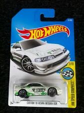 Hot Wheels Diecast - Custom Acura Integra (TEIN)  NEW