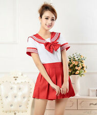 Japanese Japan School Uniform Dress Sailor Cosplay Costume Anime Girl Styles 12