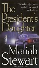 THE PRESIDENT'S DAUGHTER by Mariah Stewart (2002, Paperback)