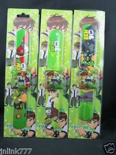 Lot 3x New Ben 10 Slap Bracelets for Kids -Great Gift Idea/Party Give-Aways