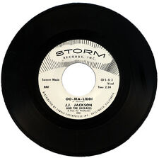 "J.J. JACKSON AND THE JACKAELS  ""OO-MA-LIDDI""   STORMING R&B   LISTEN!"