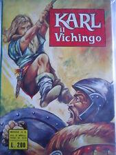 Karl il Vichingo n°5 1974 ed. Metro    [G316]