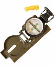 Military Lensmatic Army Compass outdoor orienteering