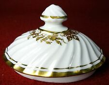 AYNSLEY china ELEGANCE GOLD pattern LID for the Sugar Bowl